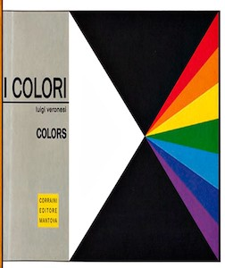 ``I Colori`` Luigi Veronesi - illustration