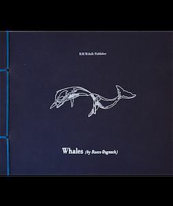 ``Whales`` Rocco Osgnach - dessin