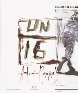 ``Sedicesimo 10`` Antonio Marras - illustration