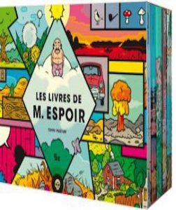 ``Les livres de M. Espoir`` Tommi Musturi - illustration