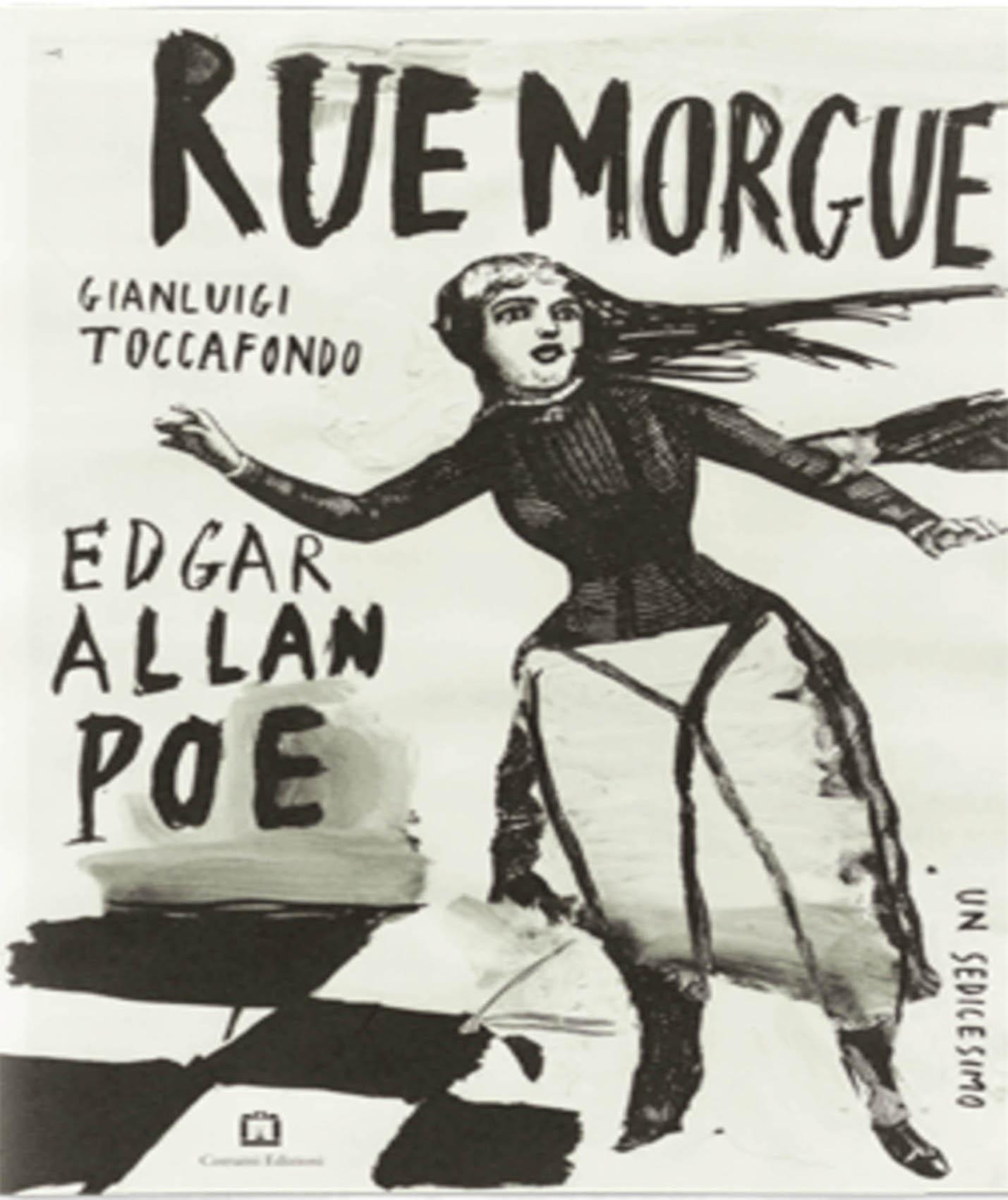 ``Rue Morgue`` Gianluigi Toccafondo - illustration