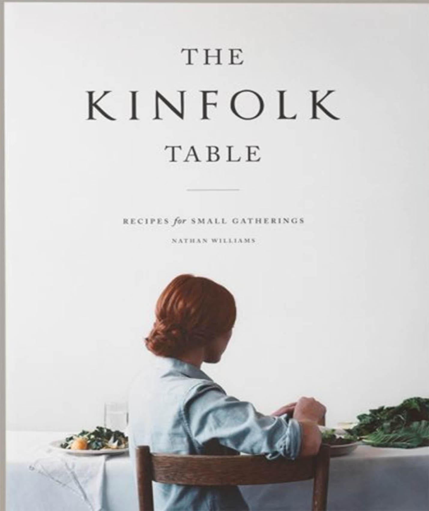 The Kinfolk Table - design