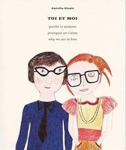 ``Toi Et Moi`` Aurelia Alcaïs - illustration